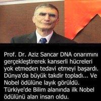 PROF. DR. AZİZ SANCAR