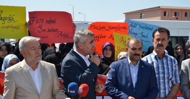 28 Şubat ve Fetö mağdurlarından hükümete çağrı