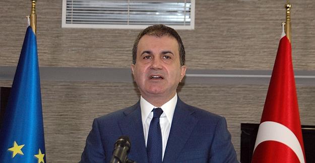 """AB Bakanı Çelik: """"İlk defa NATO sınırları tamamen DAEŞ'ten temizlendi"""""""