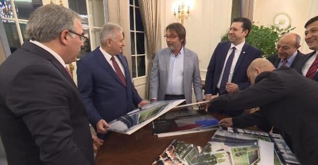 Başbakan Yıldırım'dan Göztepe'ye stat müjdesi