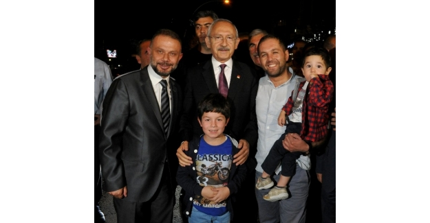 CHP Genel Başkanı Kılıçdaroğlu, şehit ailesini ziyaret etti