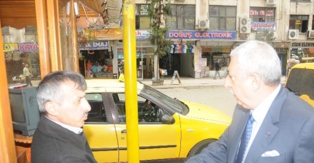 Türkiye Esnaf ve Sanatkarları Konfederasyonu (TESK) Genel Başkanı Bendevi Palandöken: