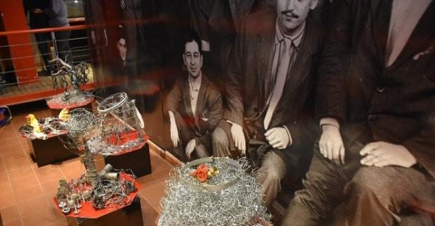 Enerji Müzesi'nde 'Sanata Dönüşüm' sergisi