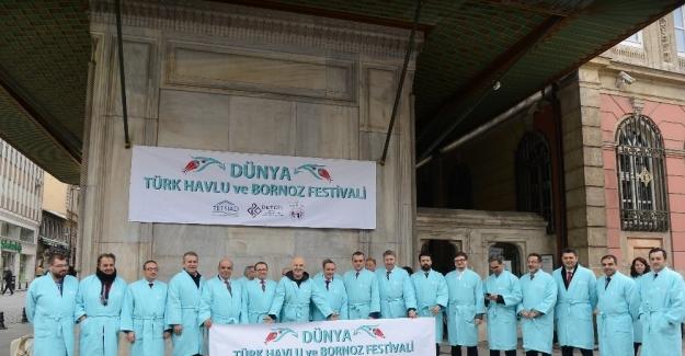 6'ncı Dünya, Türk Havlu ve Bornoz Günü coşkuyla kutlandı