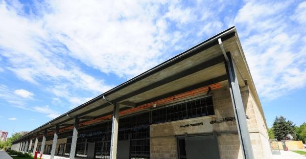 AGÜ'den iki yapı Türkiye Mimarlık Yıllığı 2016'da yer aldı