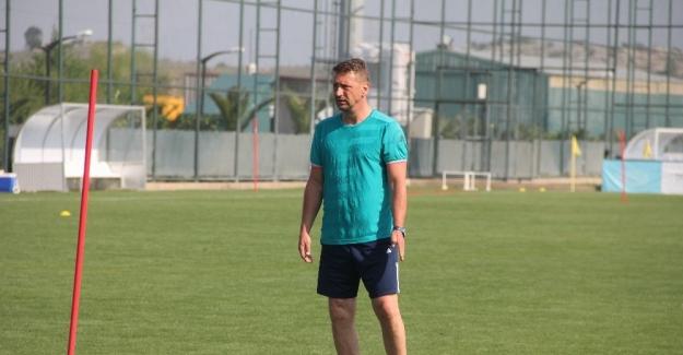 """Zoran Barisic: """"Fenerbahçe'yi yenmek istiyoruz"""""""