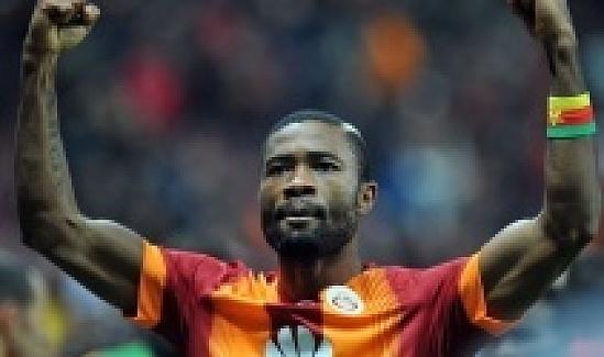 """Başarılı futbolcu Chedjou: """"Galatasaray'dan ayrılıyorum"""""""