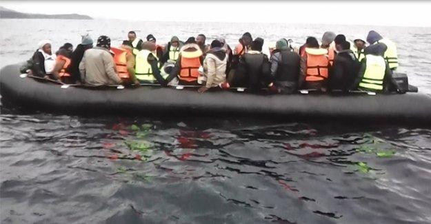 Bir haftada 230 göçmen yakalandı