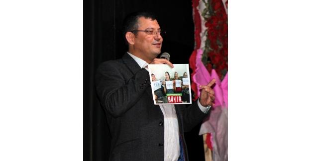 """CHP Grup Başkanvekili Özel: """"Mesele parti meselesi değil, memleket meselesidir"""""""