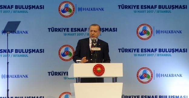 """Cumhurbaşkanı Erdoğan: """"Türkiye,  tüm meselelerin üzerinden gelecek dirayete, imkana sahiptir"""""""