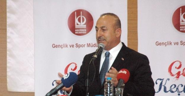 Dışişleri Bakanı Çavuşoğlu'ndan Avrupa ülkelerine sert cevap