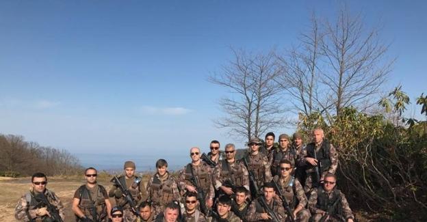 """""""Ejder Timi"""" Karadeniz'de teröristlere göz açtırmıyor"""