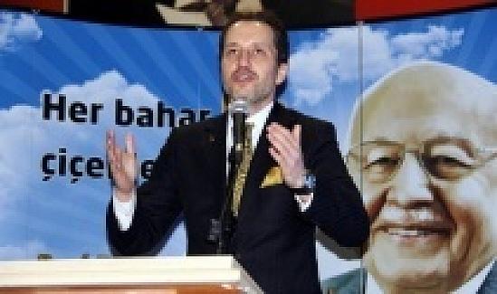 """Fatih Erbakan; """"Merhum Erbakan 15 Temmuz'da kalkışmaya yeltenen grubu 20-30 yıl önceden deşifre etti"""""""