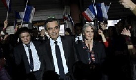 Fransa Cumhurbaşkanı adayı François Fillon'un eşi hakim karşısına çıkıyor
