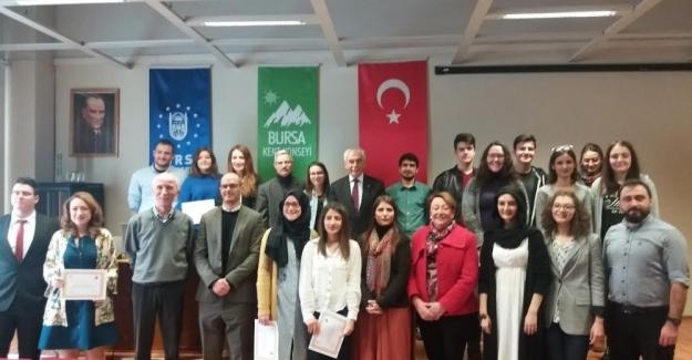 Gençlere insan hakları sertifikası