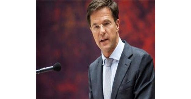 Hollanda Başbakanı Mark Rutte, iptal kararıyla ilgili açıklama yaptı