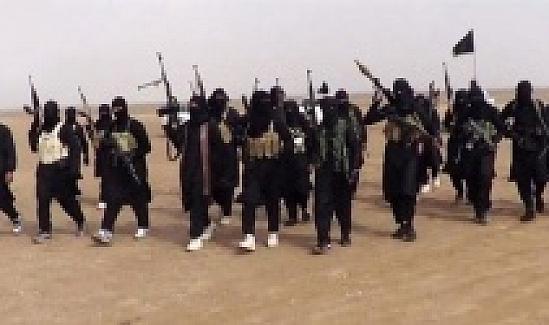 """Irak güçleri Bağdadi'nin """"hilafeti"""" ilan ettiği camiye yaklaşıyor"""