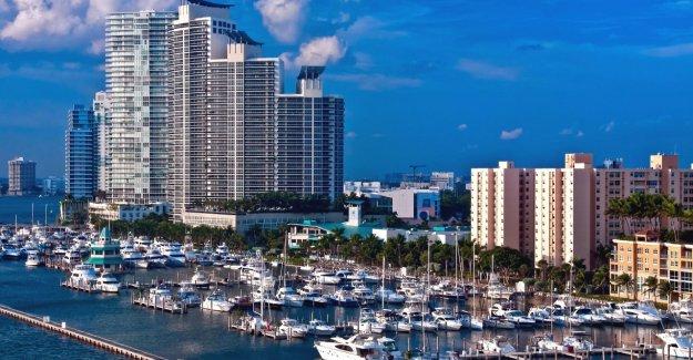 İzmir Alsancak ve Miami limanları artık kardeş.