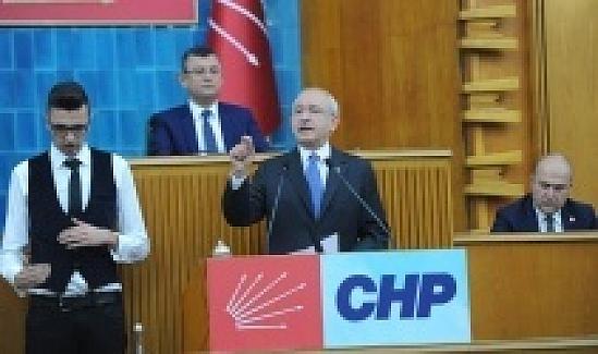 """Kılıçdaroğlu; """"Bizi bölmek, kutuplaştırmak istiyorlar"""""""
