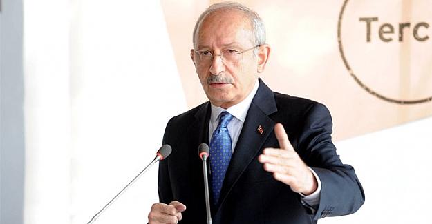 """Kılıçdaroğlu: """"Bu, parti değil demokrasi meselesidir"""""""