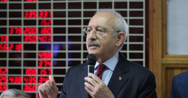 """Kılıçdaroğlu: """"Yine saraya giderim"""""""