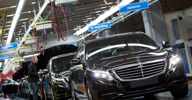 Mercedes 1 milyon aracı geri çağırdı