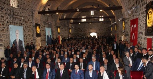 "MHP'li Kenan Tanrıkulu: ""Etrafta horoz çok"""