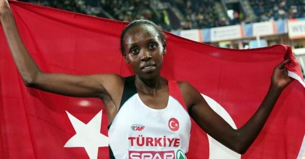 Milli atlet Yasemin Can, Avrupa ikincisi