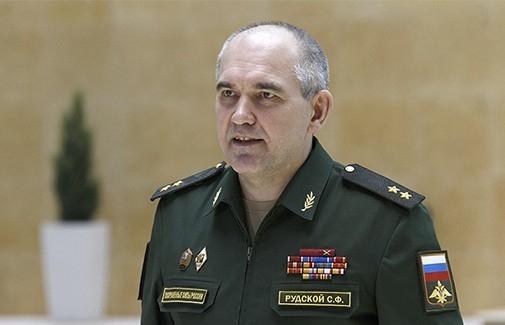 Rus Genelkurmayından Musul'da ABD liderliğindeki koalisyon güçleri açıklaması