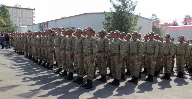 Şanlıurfa'da 454 korucu göreve başladı