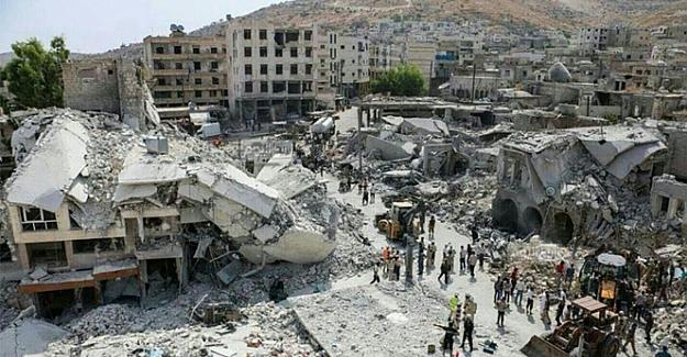 Suriye savaşı 6 yılı geride bıraktı