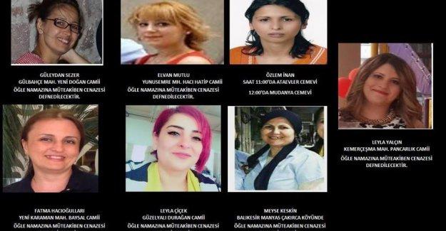 Türk Metal Sendikası trafik kazasında kaybedilen 7 bayan işçisi için mevlütler okuttu.