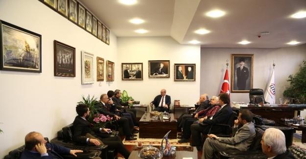 Türkiye'nin iki büyük odası ATO ile İTO ortak çalışmalara imza atacak