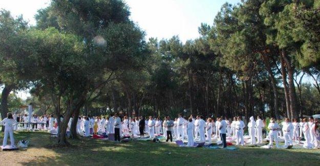 Uluslararası Yoga Festivali 25 - 26 Mart 2007 tarihlerinde İstanbul / Şile'de gerçekleştirilecek.