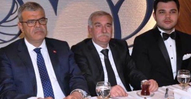 """Başbakan Yardımcısı Veysi Kaynak Bursa ile """"hısım - akraba"""" oldu"""