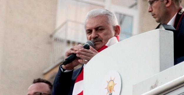 """Başbakan Yıldırım: """"Kılıçdaroğlu diyet borcun mu var, tehdit mi aldın"""""""
