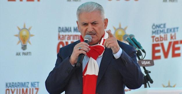 """Başbakan Yıldırım, Kılıçdaroğlu'nun """"tek adam"""" açıklamalarına cevap verdi"""