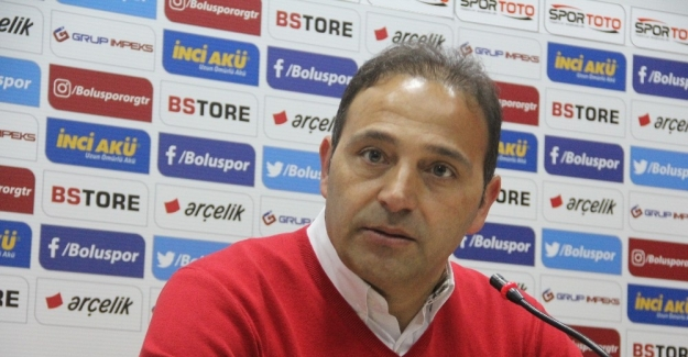 Boluspor - Göztepe maçının ardından