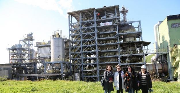 TİKA'dan Kazakistan'a geri dönüşüm eğitimi