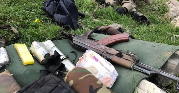 """TSK: """"Cudi Dağ'nda 4 terörist etkisiz hale getirildi"""""""
