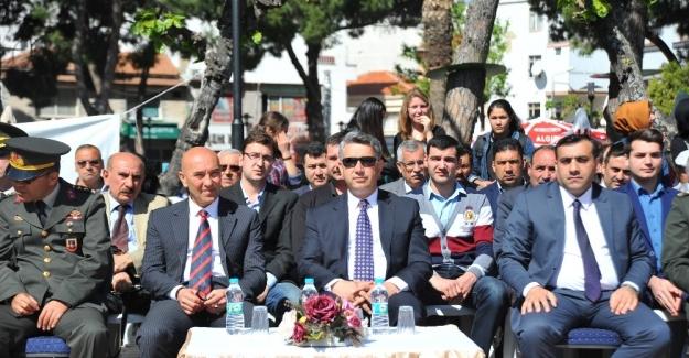 Gazi Mustafa Kemal Paşa'nın Seferihisar'a gelişinin 83. yıldönümü kutlandı