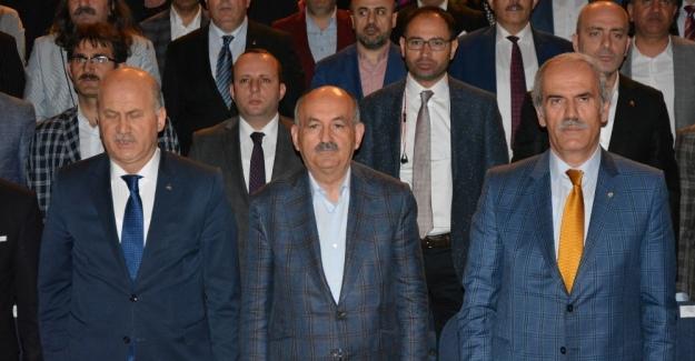 """Bakan Müezzinoğlu: """"Millet adına güçlü bir sistem kuruldu"""""""