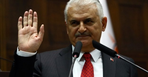 Başbakan Binali Yıldırım'dan AK Parti grubuna 'genel başkan' olarak son sesleniş
