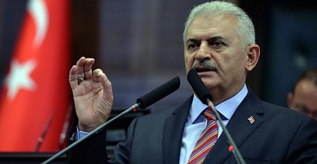 Başbakan Yıldırım, Gürcistan'da resmi törenle karşılandı