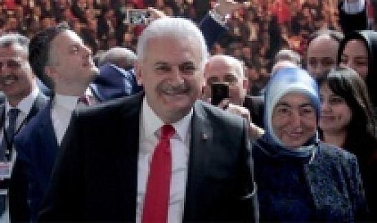 """Başbakan Yıldırım: """"Zihinlerden Kudüs sevgisi silinemez"""""""