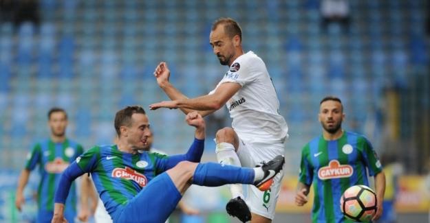 Çaykur Rizespor - Bursaspor:  6-0