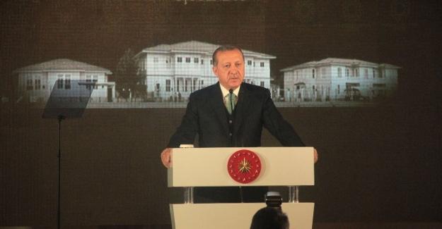 """Cumhurbaşkanı Erdoğan: """"Suriye, Irak'taki vahşet yüreğimizi parçalıyor"""""""