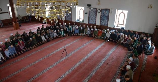 Eşrefzade Rumi Hazretleri ölümünün 548. yılında İznik'te anıldı