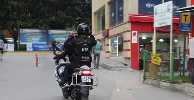 Narkotimden Bursa mahallelerine huzur uygulaması