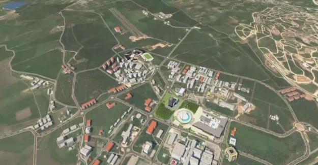 Uludağ Üniversitesi 2035 yılında böyle olacak
